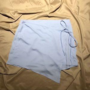 Missguided Tie-Front Skort